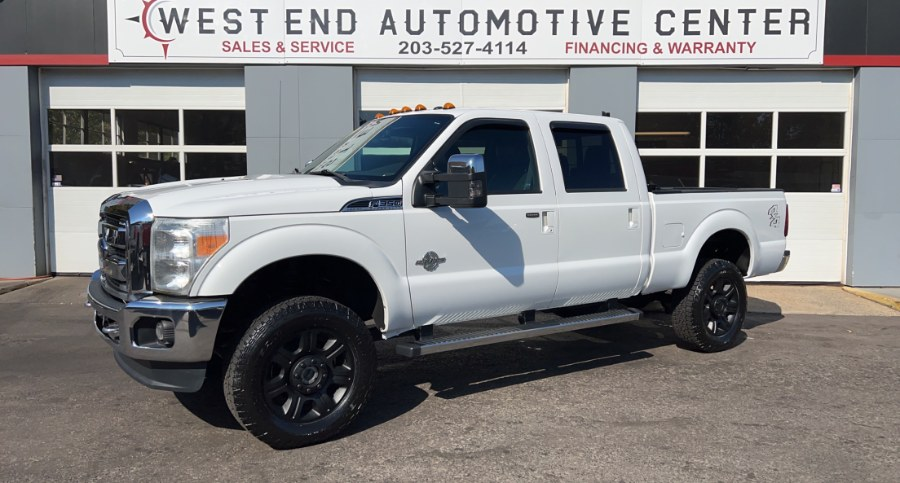 Used 2012 Ford Super Duty F-350 SRW in Waterbury, Connecticut | West End Automotive Center. Waterbury, Connecticut