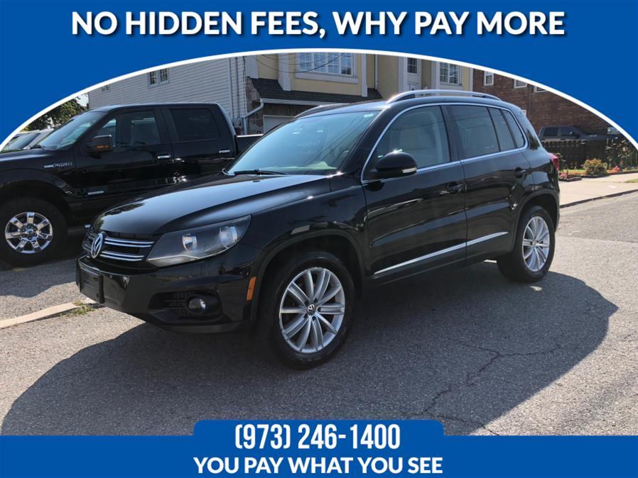 Used 2013 Volkswagen Tiguan in Lodi, New Jersey | Route 46 Auto Sales Inc. Lodi, New Jersey
