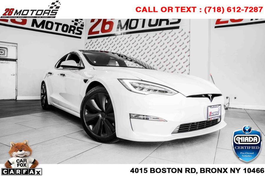 Used Tesla Model S Plaid AWD 2021 | 26 Motors Corp. Bronx, New York