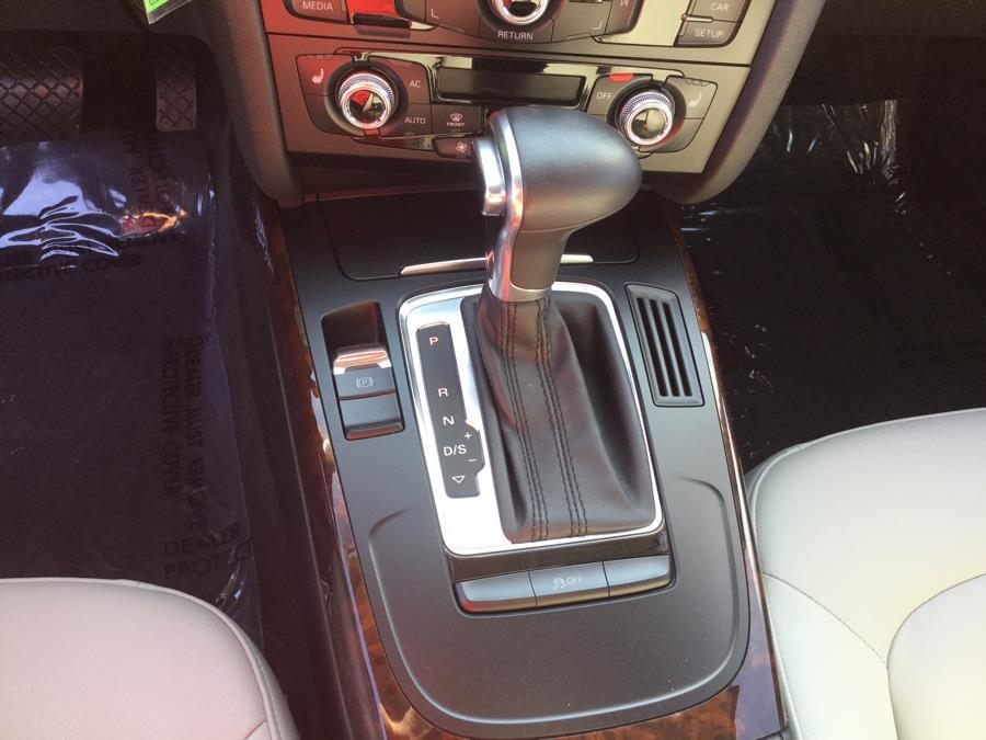 Used Audi A4 4dr Sdn Auto quattro 2.0T Premium Plus 2013 | L&S Automotive LLC. Plantsville, Connecticut