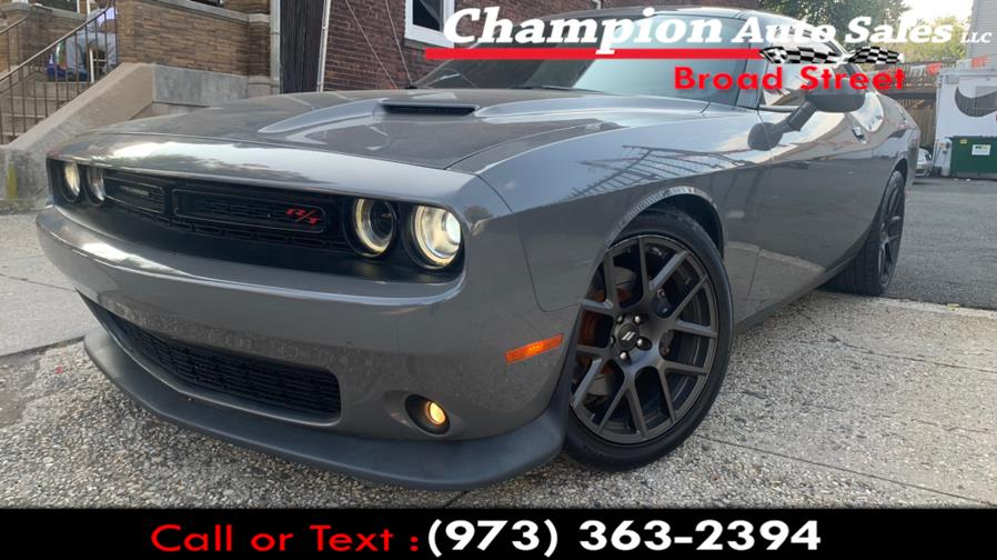 Used 2017 Dodge Challenger in Newark, New Jersey | Champion Used Auto Sales LLC. Newark, New Jersey