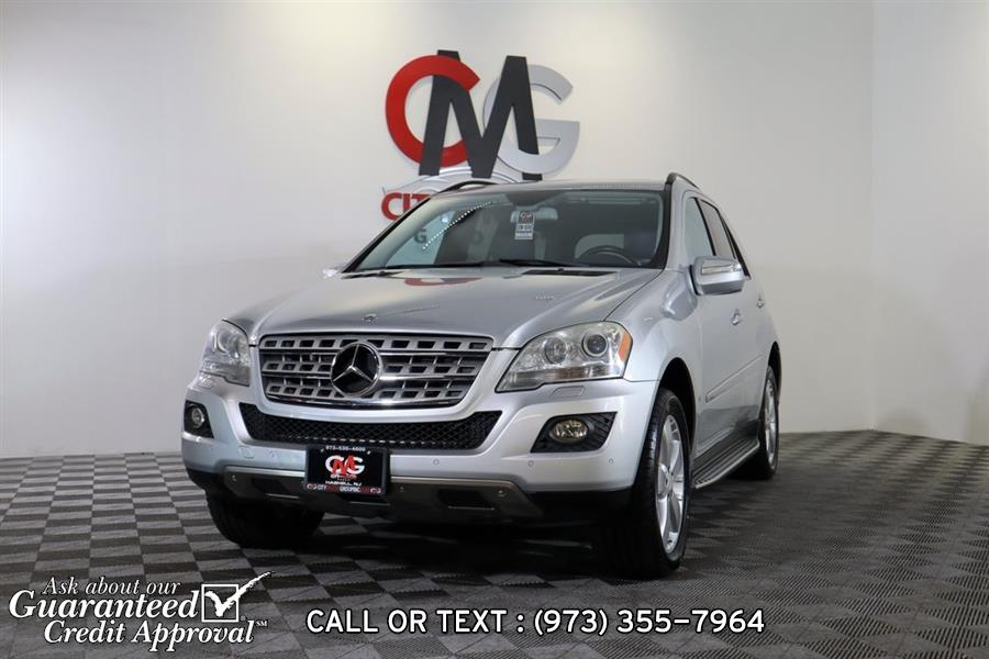 Used Mercedes-benz M-class ML 350 2009 | City Motor Group Inc.. Haskell, New Jersey