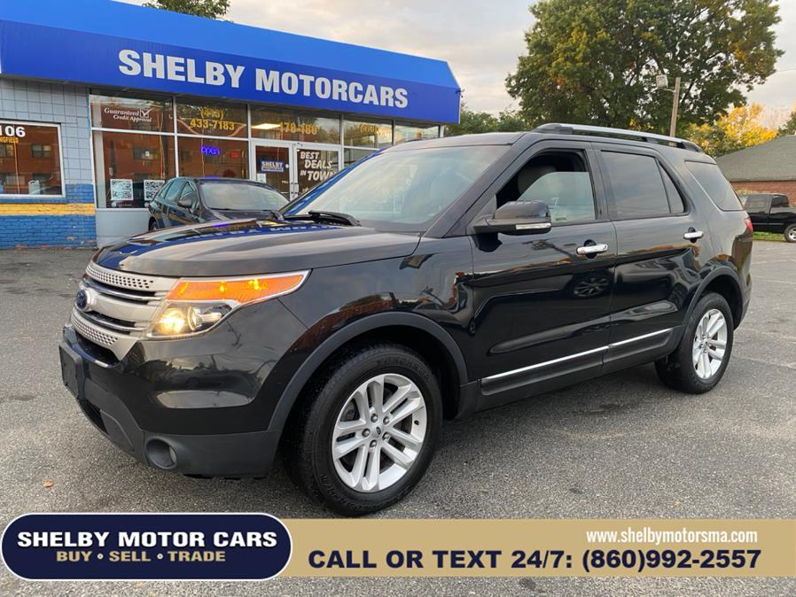 Used 2014 Ford Explorer in Springfield, Massachusetts | Shelby Motor Cars. Springfield, Massachusetts