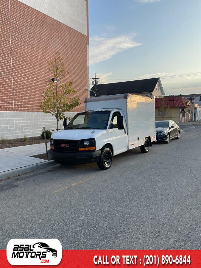 Used 2003 GMC Savana Cutaway in East Rutherford, New Jersey   Asal Motors. East Rutherford, New Jersey