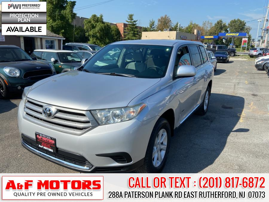 Used 2012 Toyota Highlander in East Rutherford, New Jersey | A&F Motors LLC. East Rutherford, New Jersey