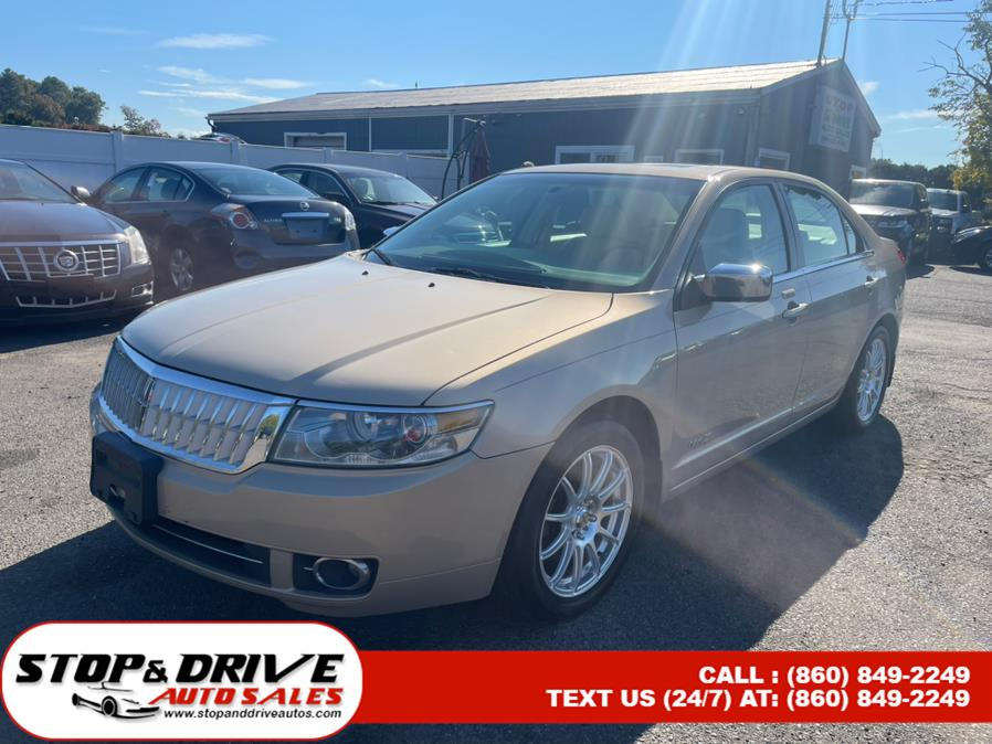 Used 2007 Lincoln MKZ in East Windsor, Connecticut | Stop & Drive Auto Sales. East Windsor, Connecticut