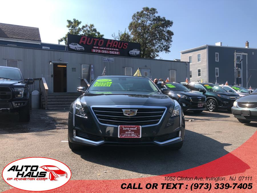 Used 2018 Cadillac CT6 in Irvington , New Jersey | Auto Haus of Irvington Corp. Irvington , New Jersey