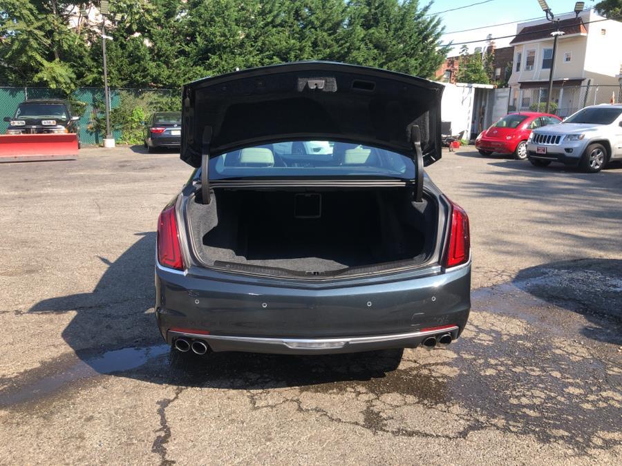 Used Cadillac CT6 4dr Sdn 3.6L Luxury AWD 2018   Auto Haus of Irvington Corp. Irvington , New Jersey