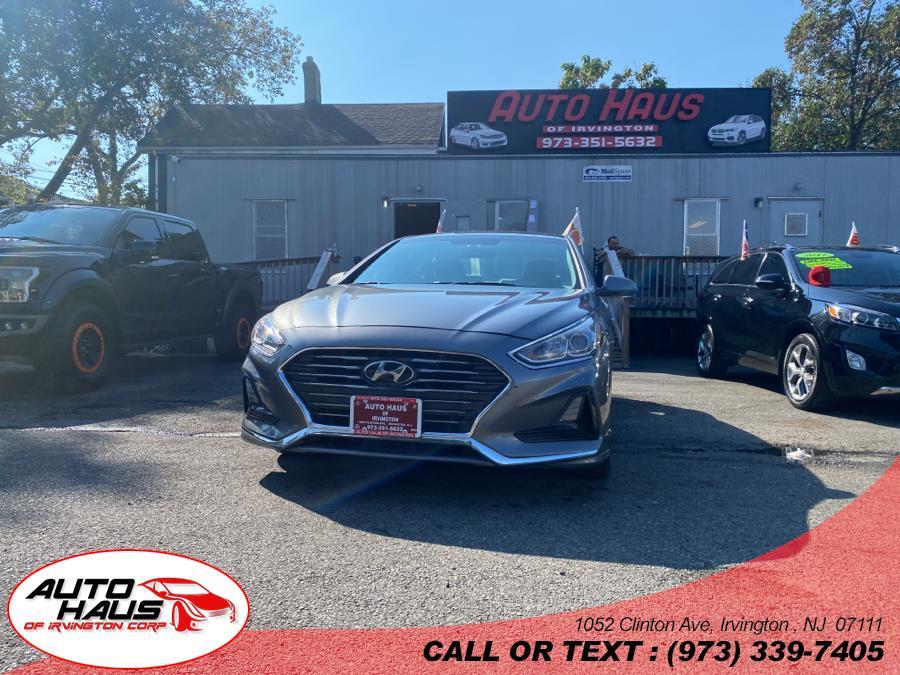 Used 2018 Hyundai Sonata in Irvington , New Jersey | Auto Haus of Irvington Corp. Irvington , New Jersey