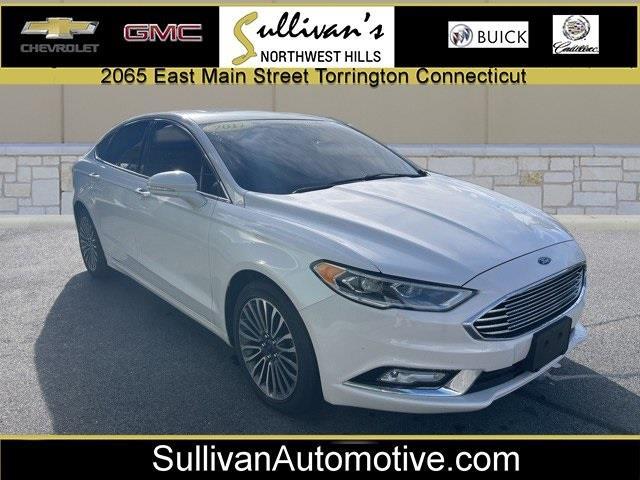 Used 2017 Ford Fusion in Avon, Connecticut   Sullivan Automotive Group. Avon, Connecticut
