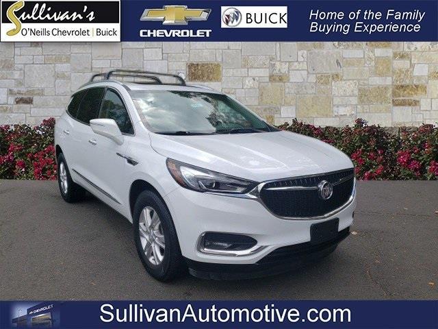 Used Buick Enclave Essence 2018   Sullivan Automotive Group. Avon, Connecticut