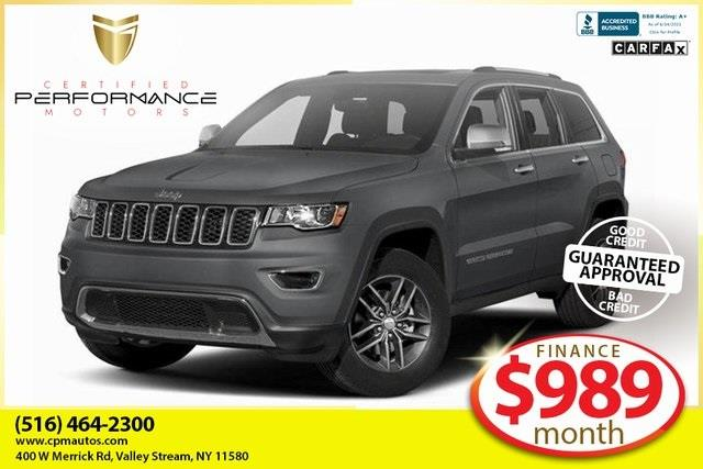 Used Jeep Grand Cherokee Limited 2017   Certified Performance Motors. Valley Stream, New York