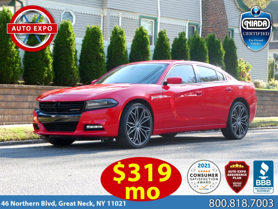Used 2019 Dodge Charger in Great Neck, New York | Auto Expo Ent Inc.. Great Neck, New York