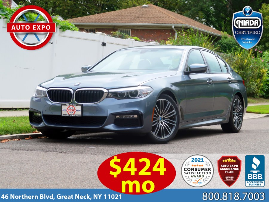 Used 2019 BMW 5 Series in Great Neck, New York | Auto Expo Ent Inc.. Great Neck, New York