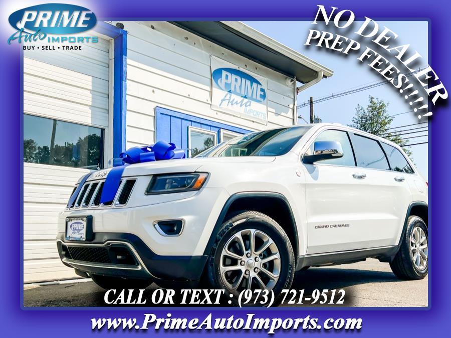 Used 2014 Jeep Grand Cherokee in Bloomingdale, New Jersey | Prime Auto Imports. Bloomingdale, New Jersey