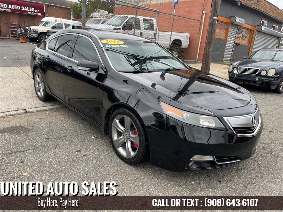 Used Acura Tl TECH 2013 | United Auto Sale. Newark, New Jersey