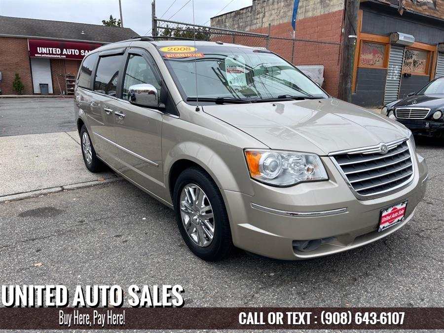 Used 2008 Chrysler Town & Country in Newark, New Jersey | United Auto Sale. Newark, New Jersey