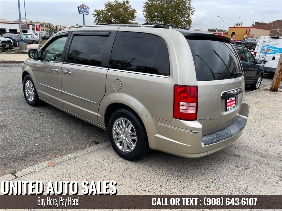 Used Chrysler Town & Country LIMITED 2008 | United Auto Sale. Newark, New Jersey