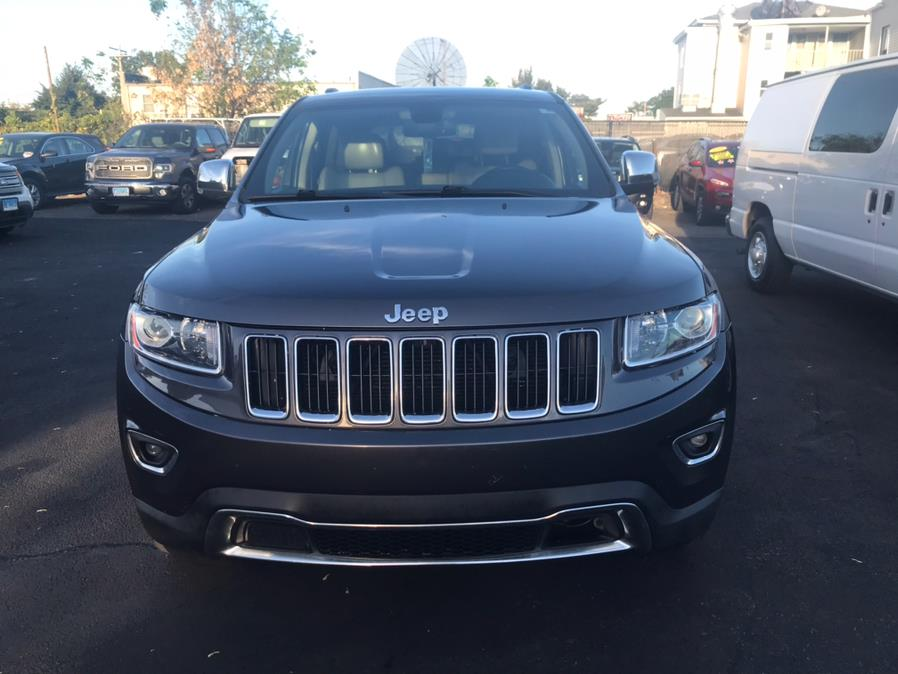 Used Jeep Grand Cherokee 4WD 4dr Limited 2015   Affordable Motors Inc. Bridgeport, Connecticut