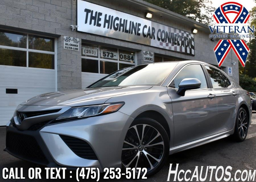 Used Toyota Camry SE Auto 2020   Highline Car Connection. Waterbury, Connecticut