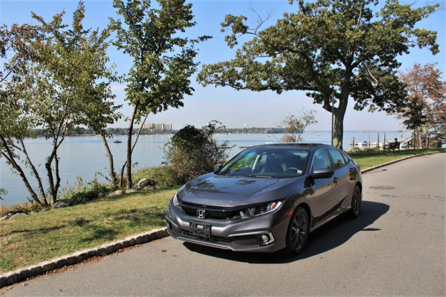2019 Honda Civic Sedan EX-L, available for sale in Great Neck, NY