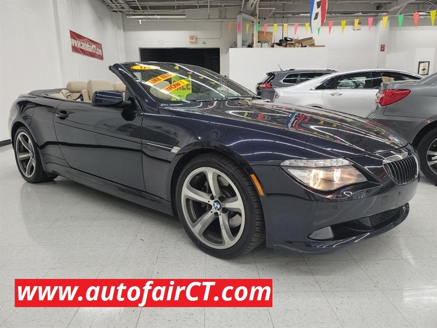 Used 2009 BMW 6 Series in West Haven, Connecticut
