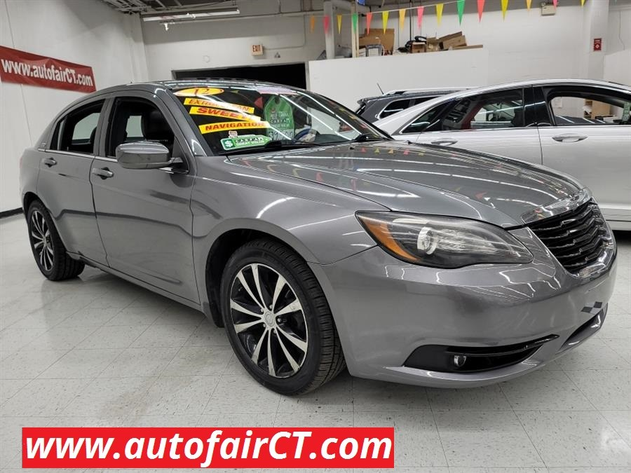 Used 2012 Chrysler 200 in West Haven, Connecticut