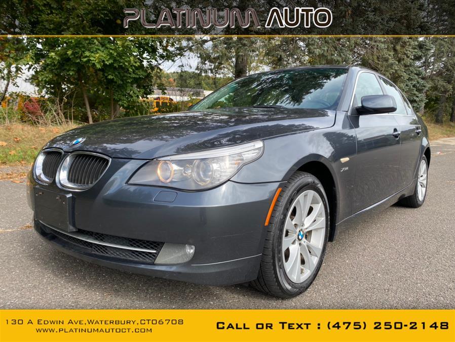 Used 2009 BMW 5 Series in Waterbury, Connecticut   Platinum Auto Care. Waterbury, Connecticut