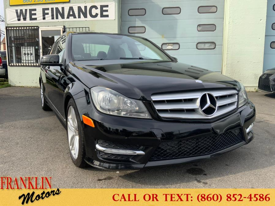 Used 2013 Mercedes-Benz C-Class in Hartford, Connecticut | Franklin Motors Auto Sales LLC. Hartford, Connecticut