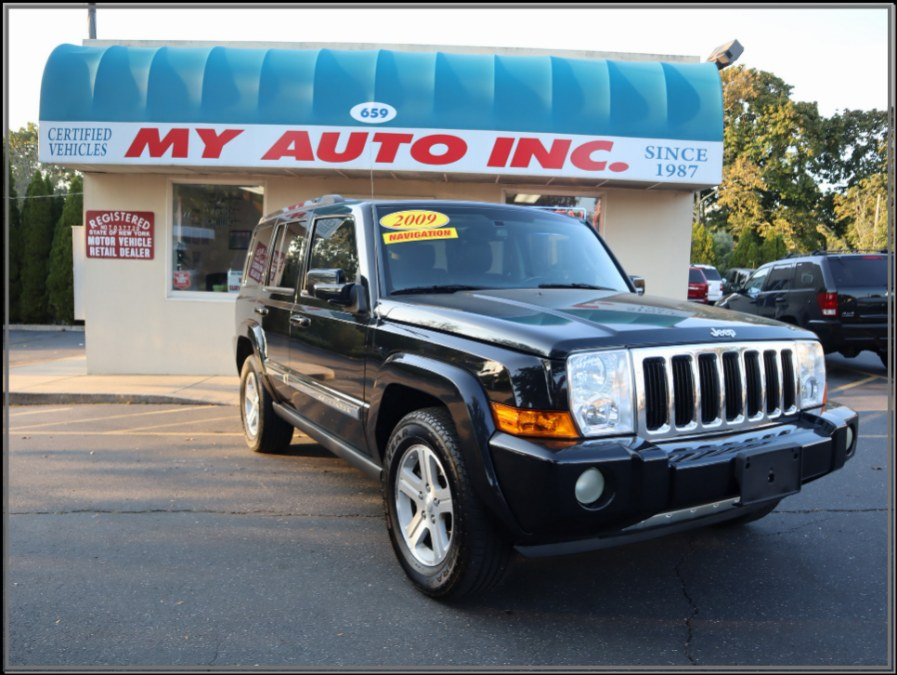 Used 2009 Jeep Commander in Huntington Station, New York | My Auto Inc.. Huntington Station, New York