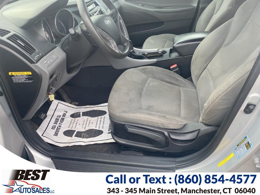 Used Hyundai Sonata 4dr Sdn 2.4L Auto GLS 2014 | Best Auto Sales LLC. Manchester, Connecticut