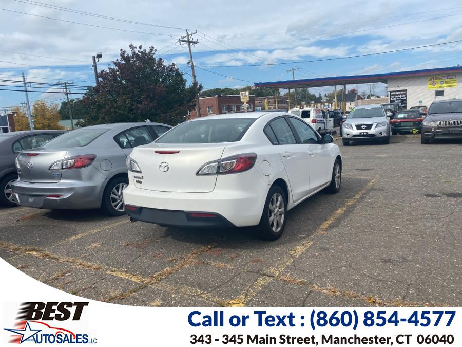 Used Mazda Mazda3 4dr Sdn Auto i Touring 2011   Best Auto Sales LLC. Manchester, Connecticut