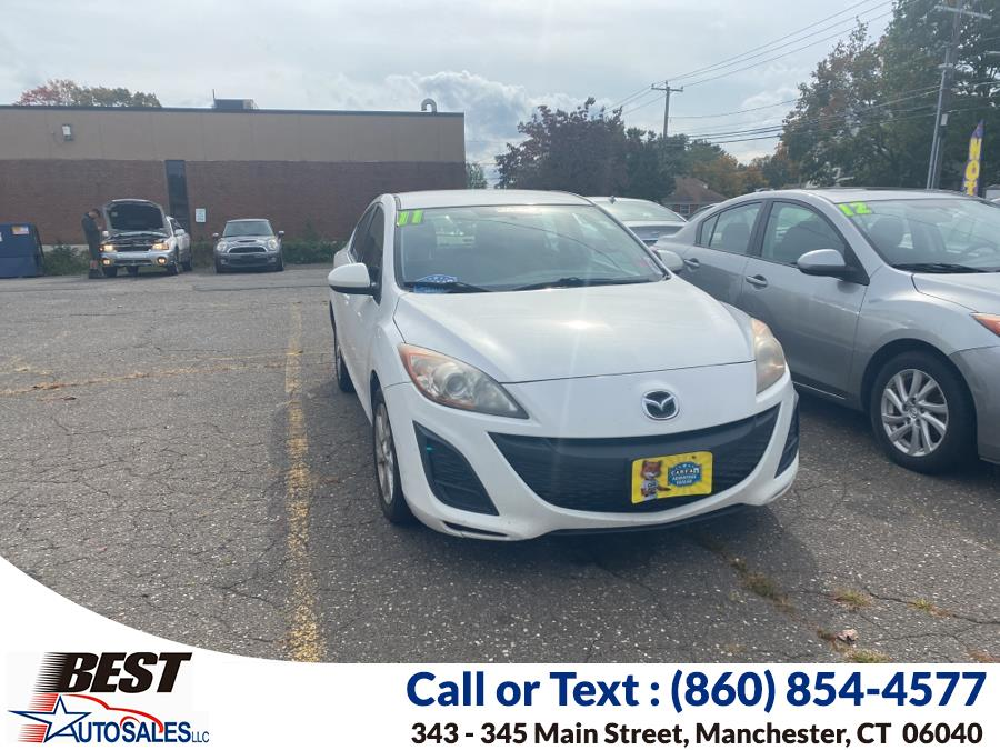 Used Mazda Mazda3 4dr Sdn Auto i Touring 2011 | Best Auto Sales LLC. Manchester, Connecticut