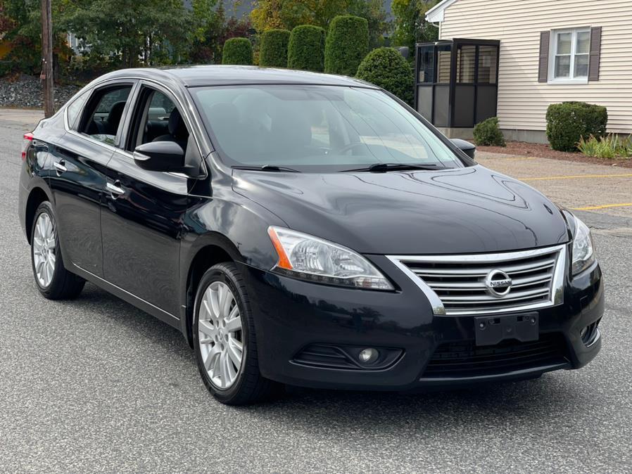 Used 2014 Nissan Sentra in Ashland , Massachusetts   New Beginning Auto Service Inc . Ashland , Massachusetts