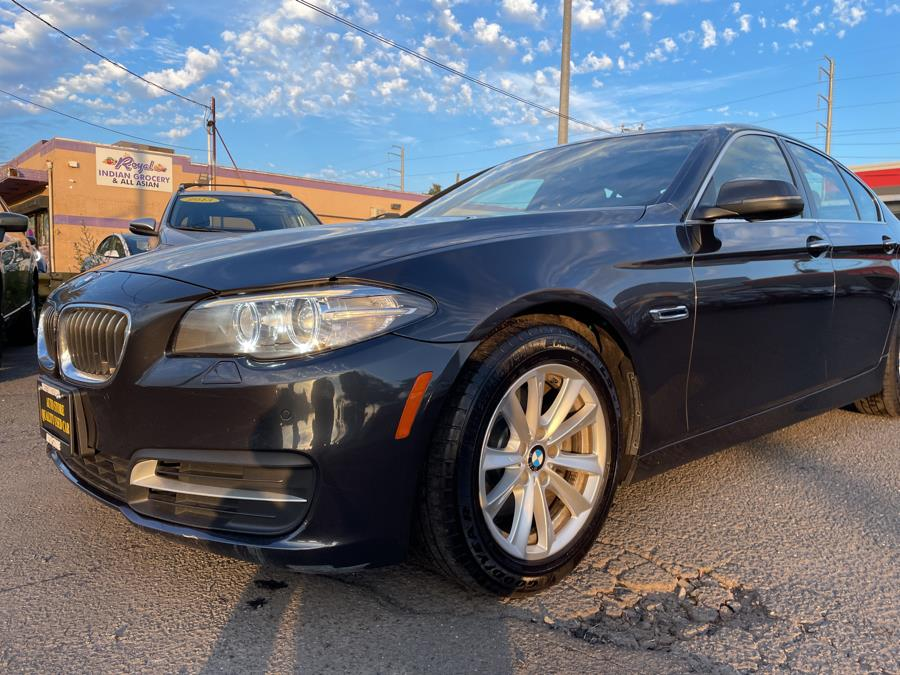 Used BMW 5 Series 4dr Sdn 528i xDrive AWD 2014 | Auto Store. West Hartford, Connecticut
