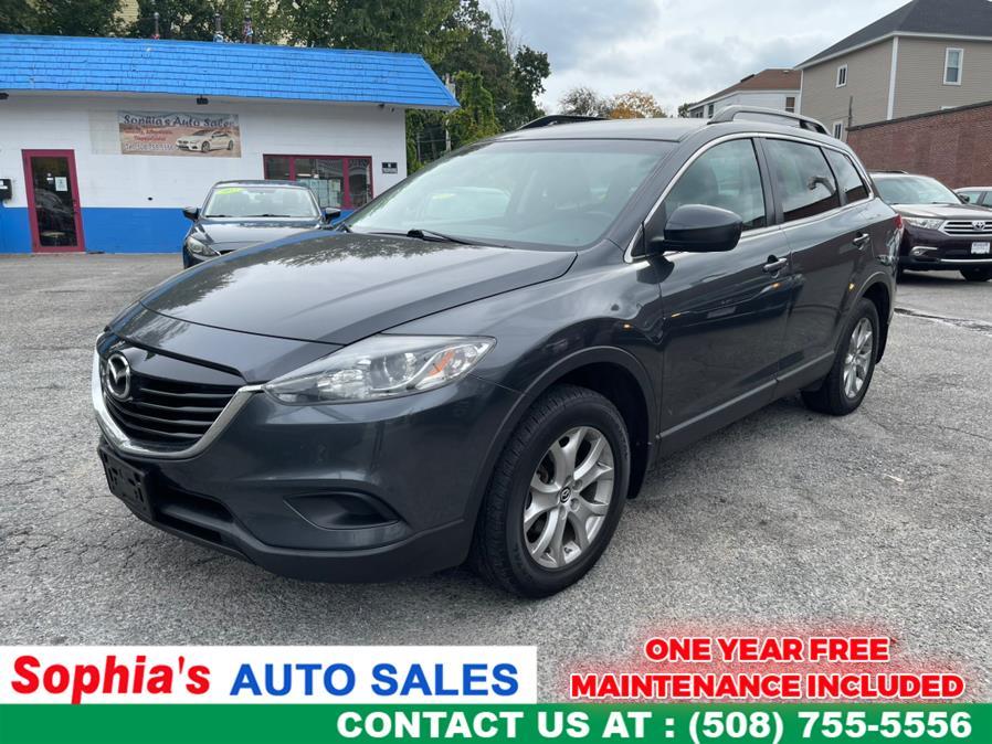 Used 2014 Mazda CX-9 in Worcester, Massachusetts | Sophia's Auto Sales Inc. Worcester, Massachusetts