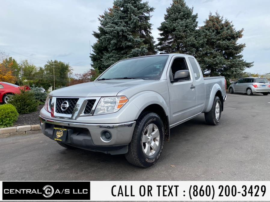 Used Nissan Frontier 4WD King Cab Manual SE 2010 | Central A/S LLC. East Windsor, Connecticut