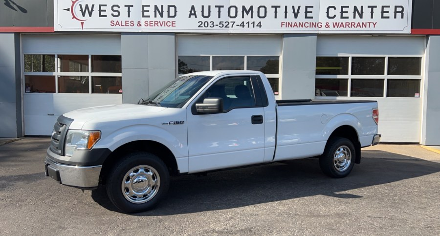 Used 2010 Ford F-150 in Waterbury, Connecticut | West End Automotive Center. Waterbury, Connecticut