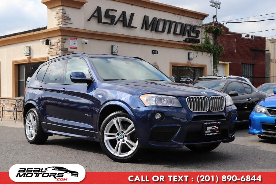 Used BMW X3 AWD 4dr xDrive28i MSPORT 2014 | Asal Motors. East Rutherford, New Jersey
