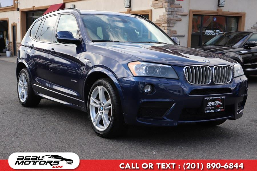 Used BMW X3 AWD 4dr xDrive28i MSPORT 2014   Asal Motors. East Rutherford, New Jersey
