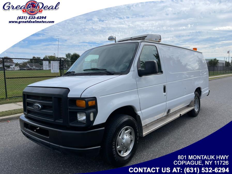 Used 2011 Ford Econoline Cargo Van in Copiague, New York | Great Deal Motors. Copiague, New York