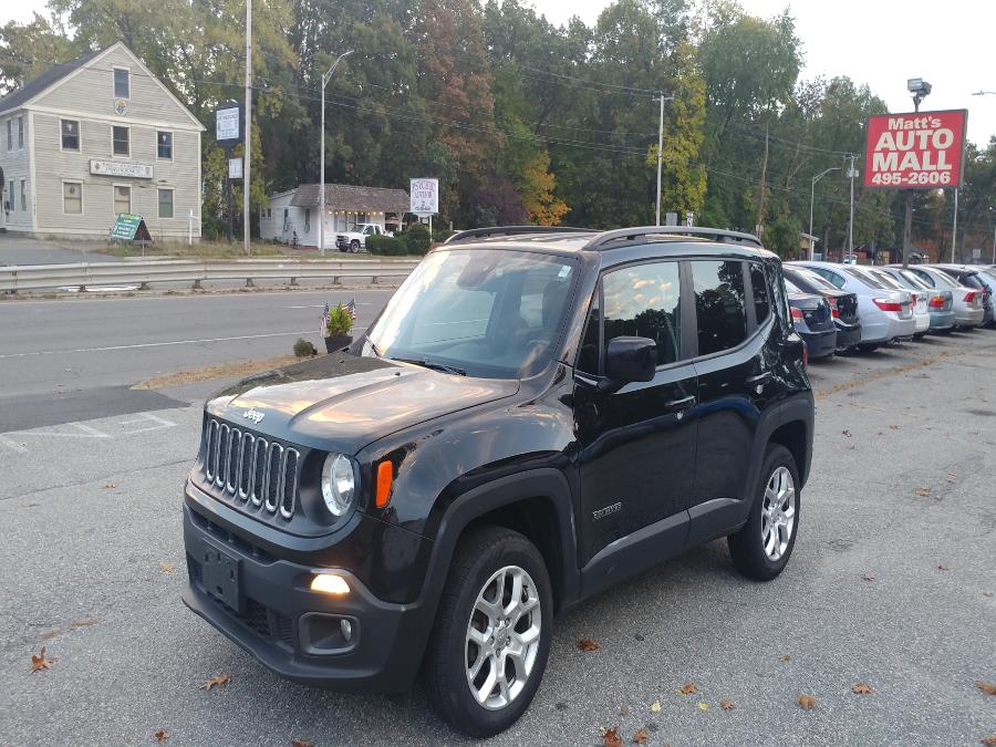 Used 2017 Jeep Renegade in Chicopee, Massachusetts | Matts Auto Mall LLC. Chicopee, Massachusetts