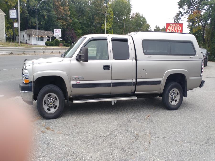 Used 2002 Chevrolet Silverado 2500HD in Chicopee, Massachusetts | Matts Auto Mall LLC. Chicopee, Massachusetts
