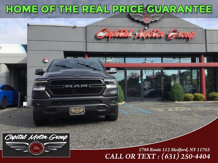 "Used Ram 1500 Laramie 4x4 Crew Cab 5''7"" Box 2019 | Capital Motor Group Inc. Medford, New York"