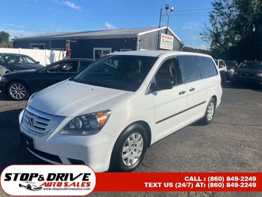 Used 2008 Honda Odyssey in East Windsor, Connecticut | Stop & Drive Auto Sales. East Windsor, Connecticut