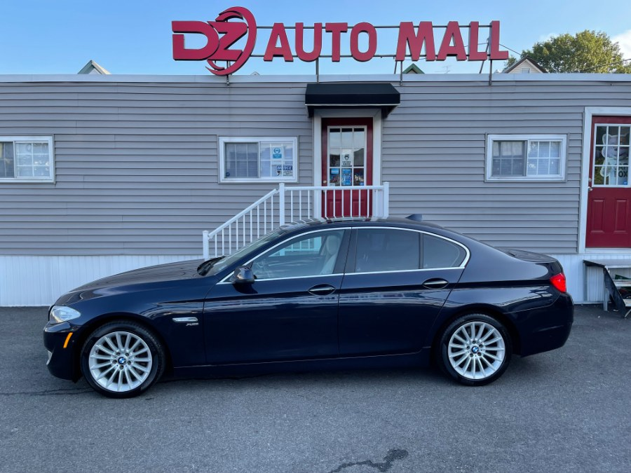 Used BMW 5 Series 4dr Sdn 535i xDrive AWD 2011 | DZ Automall. Paterson, New Jersey