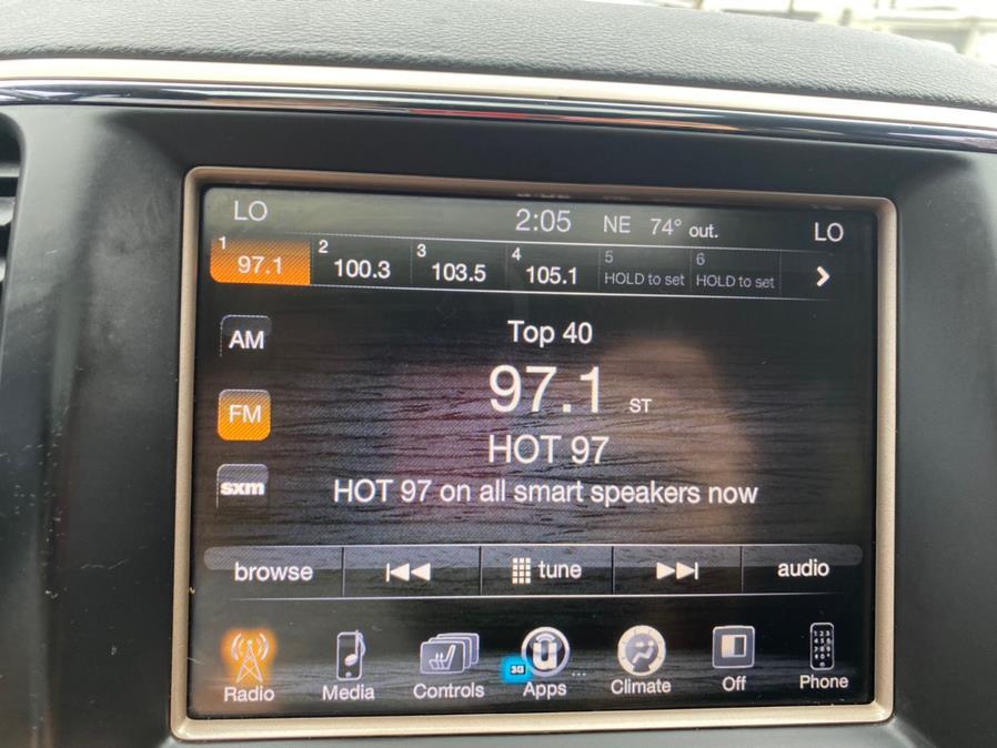 Used Jeep Grand Cherokee 4WD 4dr Altitude 2015 | Auto Haus of Irvington Corp. Irvington , New Jersey