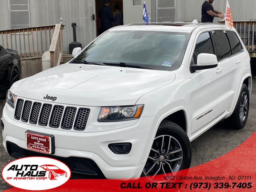 Used 2015 Jeep Grand Cherokee in Irvington , New Jersey | Auto Haus of Irvington Corp. Irvington , New Jersey