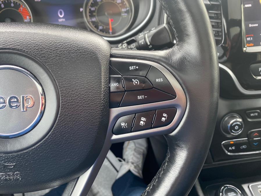 Used Jeep Cherokee Limited 4x4 2019   Auto Haus of Irvington Corp. Irvington , New Jersey