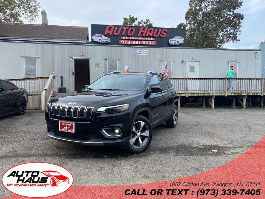 Used 2019 Jeep Cherokee in Irvington , New Jersey | Auto Haus of Irvington Corp. Irvington , New Jersey